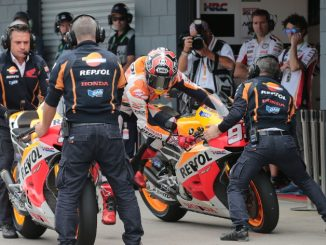 Flag to flag repsol marquez