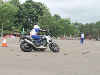 Astra Honda Safety Riding Instructors Competition 2