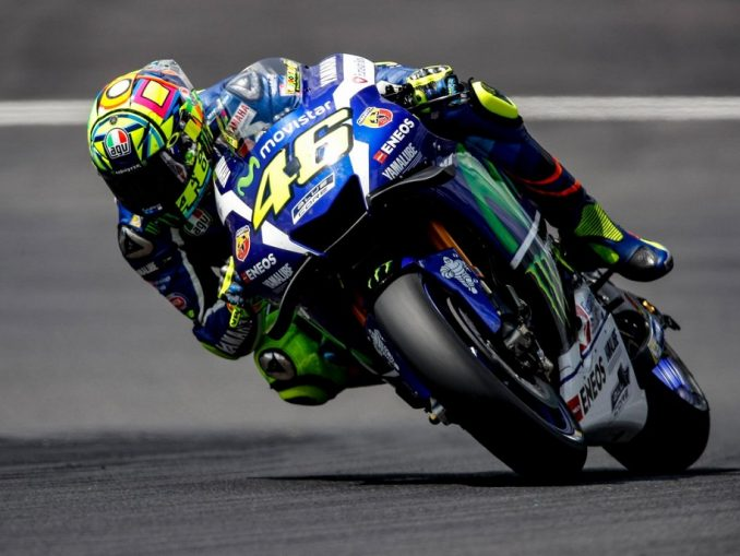 Valentino Rossi Red Bull ring