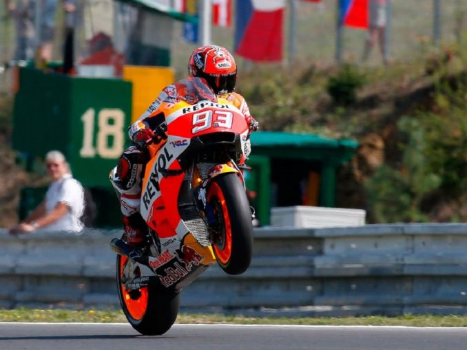 Marc Marquez Heart and Mind