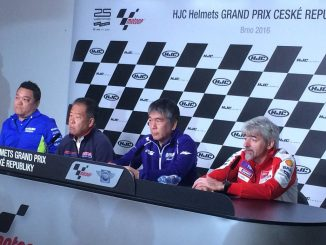 Press Confrence Motogp Boss